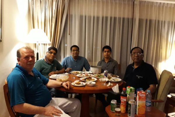 Mr.Recep & Rajesh
