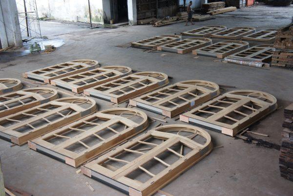 Custom Wood Products - GGI Myanmar